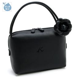 Kitamuraのおすすめフォーマルバッグ、ウォータープルーフ牛革のハンドバッグ